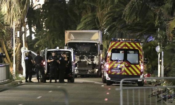 Криминал: В Ницее произошел теракт
