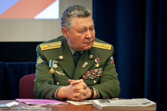 Личность: Умер Александр Маргелов