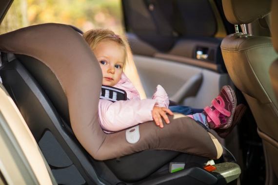Закон: Правила перевозки детей-пассажиров станут строже