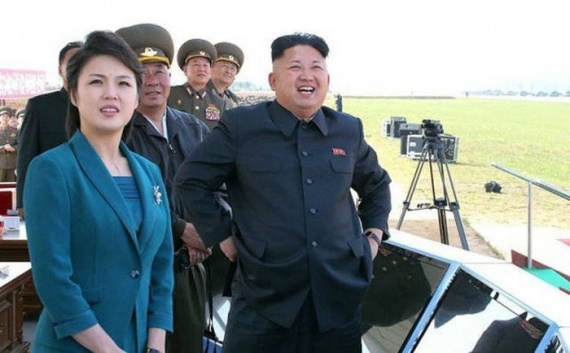 Интересное: Жена Ким Чен Ына