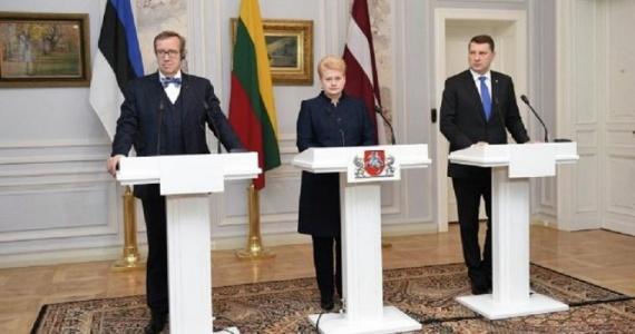 Политика: В Эстонии признали: НАТО - не будет их защищать