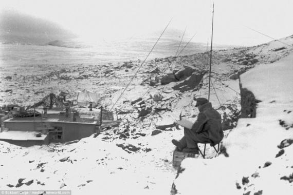 История: Последний сдавшийся германский солдат