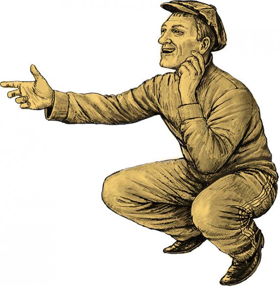 Общество: В Питере хотят установить памятник гопнику