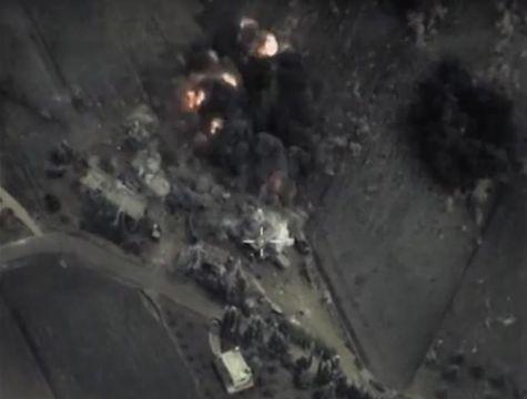 Война: Россия мстит за сбитый вертолет
