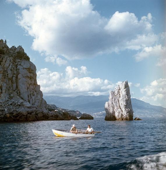 Общество: Как отдыхали в СССР