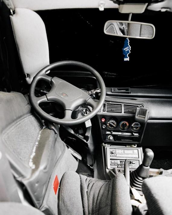 Проишествия: Машины после аварии изнутри