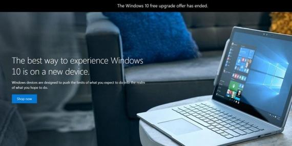 Технологии: Владельцы лицензионных ключей Windows 7 и 8.x  могут бесплатно обновиться до Windows 10
