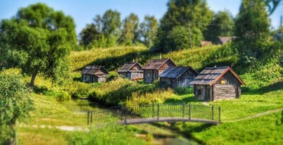 Общество: Мифы о деревне