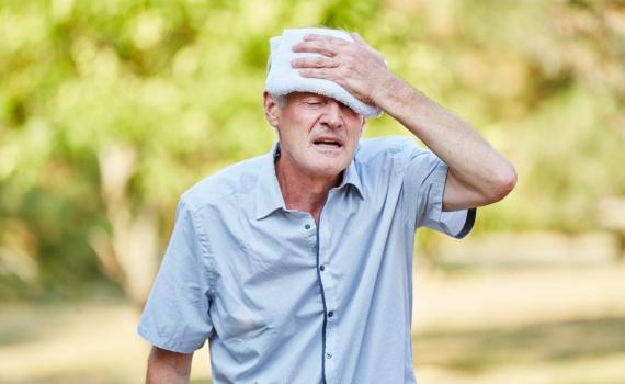 Полезные советы: Что делать при тепловом ударе