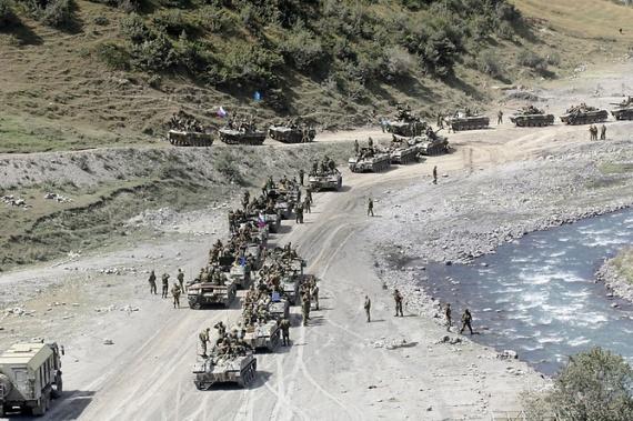 Война: Восьмая годовщина вторжения Грузии в Южную Осетию