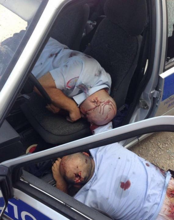 Война: Бандиты, убившие милиционеров в Дагестане, ликвидированы