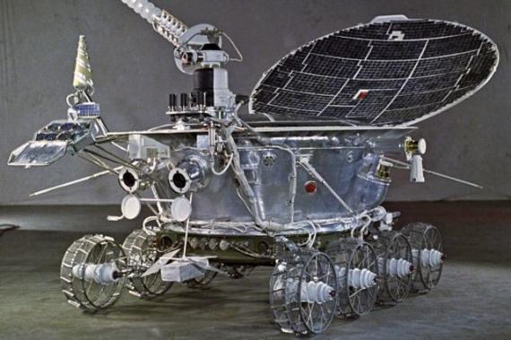 Технологии: Советские луноходы