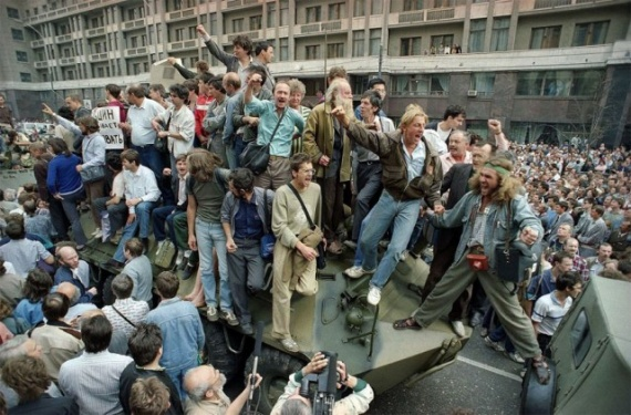 Общество: 19 августа 1991-го года