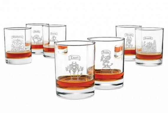 Интересное: Дизайнерские стаканы