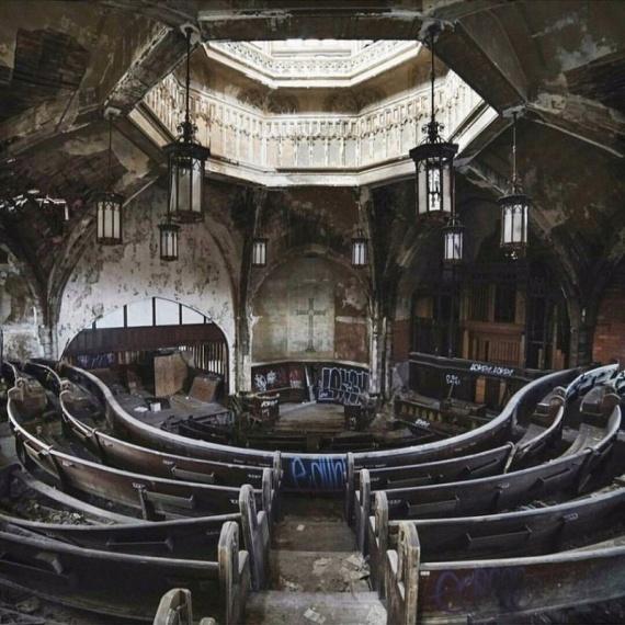 Картинки: Места, покинутые людьми