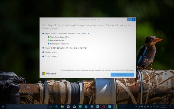 Технологии: Microsoft выпускает новый инструмент для устранения неполадок Windows 10