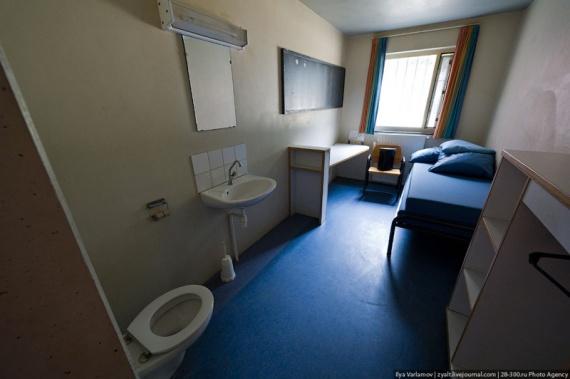 Общество: Тюрьмы в Нидерландах закрываются из-за нехватки преступников