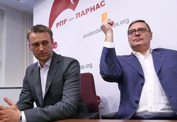 Общество: Навального в Президенты? ...ему на воротник...