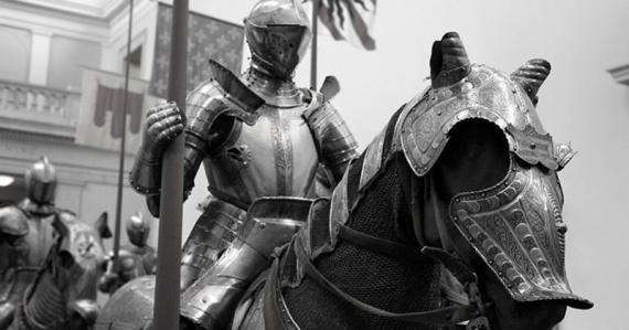 Интересное: Как рыцари ходили в туалет?