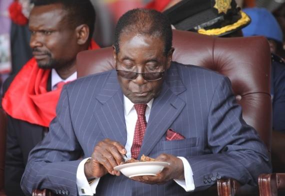Спорт: Олимпийцев Зимбабве теперь, наверное, съедят