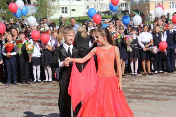 Общество: Первого сентября в России открыли 92 новые школы и 72 новых детских сада