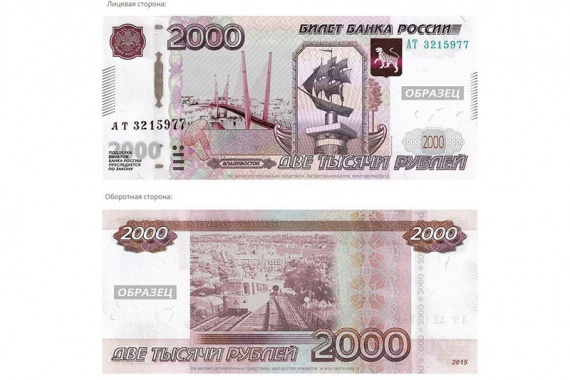 Финансы: Новые российские купюры