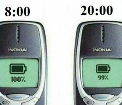 Технологии: С Днем рождения, Nokia 3310