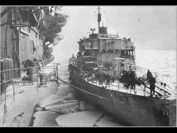Война: Полярные конвои