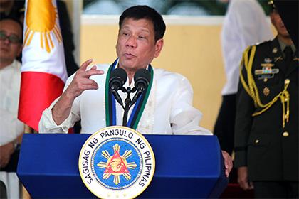 Политика: Президент Филиппин обозвал Обаму сыном шлюхи