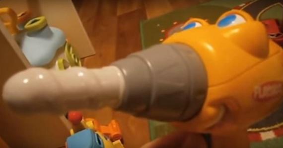 Безумный мир: Хорошая игрушка:-)