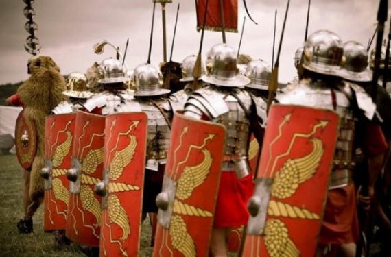 История: Римская армия