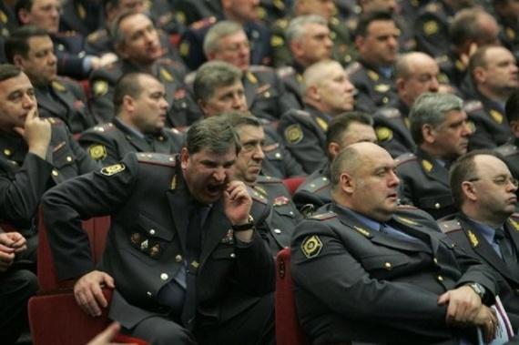 Криминал: Задержан замначальника антикоррупционного главка МВД
