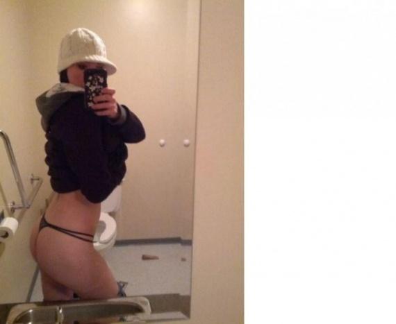 Безумный мир: Что девушки делают в женском туалете