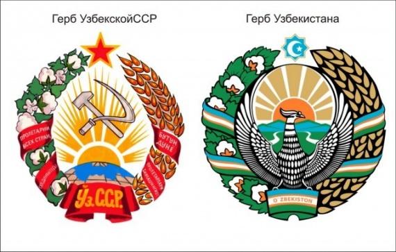 Интересное: Как изменились гербы бывших советских республик