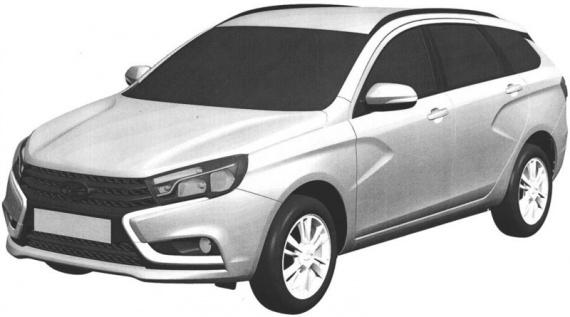 Интересное: Какой будет Lada Vesta