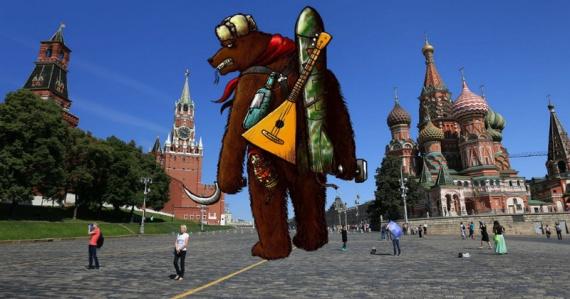 Путешествия: Приключения иностранцев в Москве