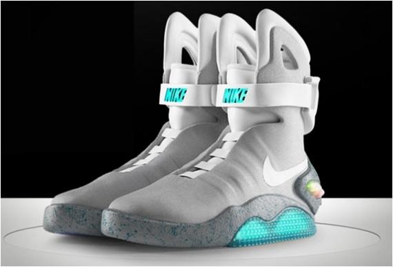 Интересное: Nike назвала дату начала продаж кроссовок из «Назад в будущее»