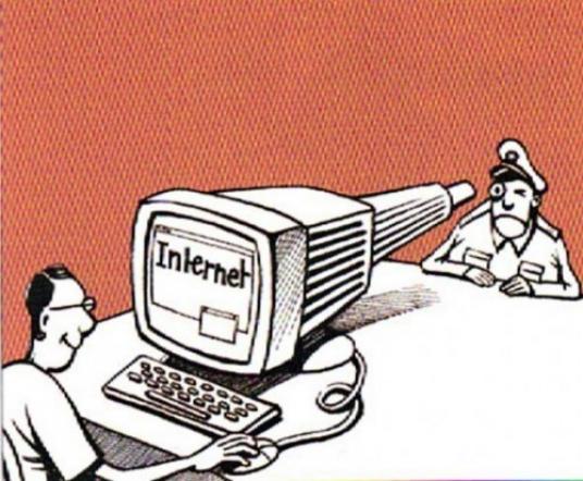 Закон: ФСБ предложила расшифровывать весь интернет-трафик
