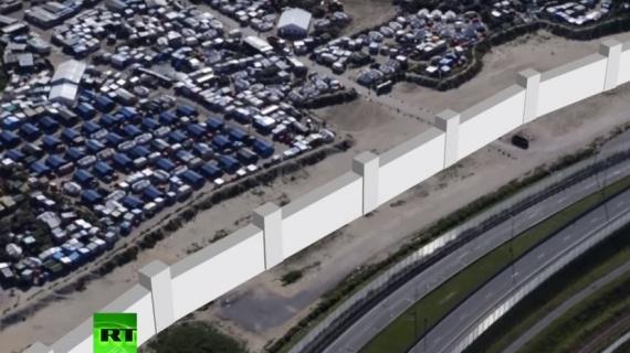 Общество: Великая Европейская Стена