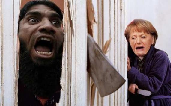 Политика: Меркель предложила высылать из ЕС беженцев, которым не дали убежища