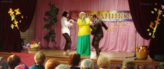 Юмор: Криминальное чтиво в России