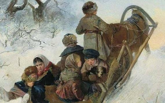 История: Дети в дореволюционной России