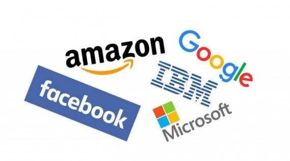 Технологии: Facebook, Amazon, Google, IBM и Microsoft объявили о сотрудничестве в области ИИ