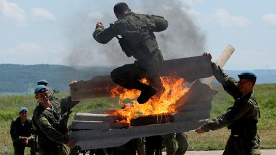 Новости: Генерал Сердюков возглавит Воздушно-десантные войска