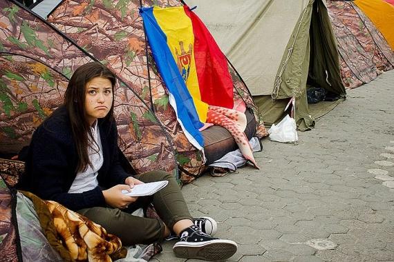 Безумный мир: США обвиняют РФ в краже века в Молдавии