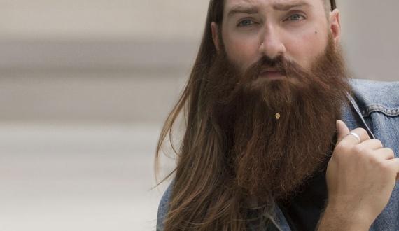 Безумный мир: Украшения для бороды