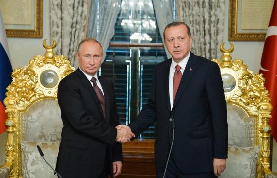 Экономика: Россия и Турция подписали соглашение по Турецкому потоку