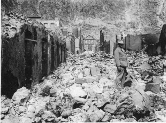 Происшествия: Мартиника - ад в раю