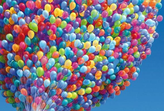 Блог djamix: Шары на День Рождения с доставкой