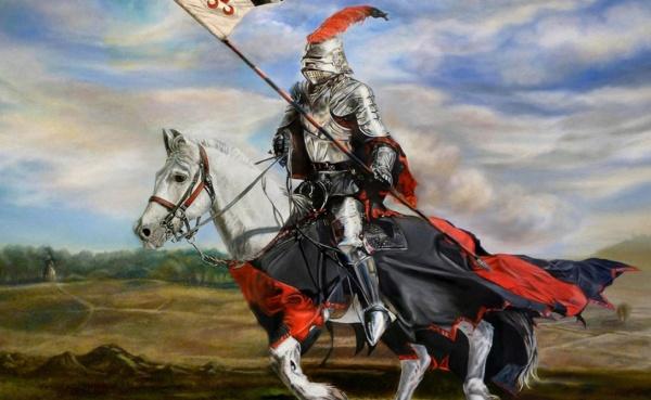 История: Чем воевали крестоносцы